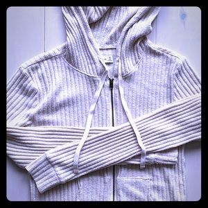 {Abercrombie & Fitch} - Ribbed Hoodie
